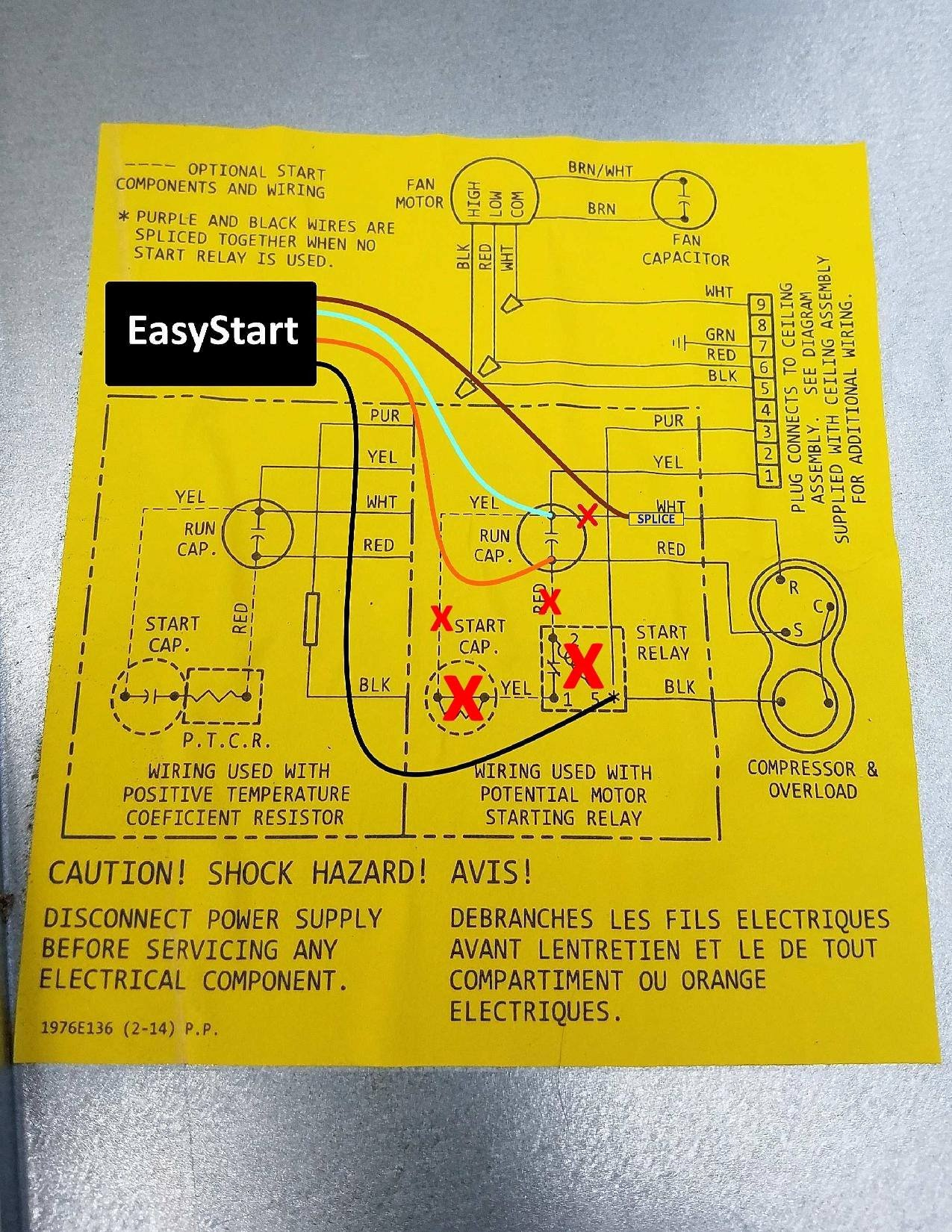 Coleman Wiring Diagram Trusted Online Manufactured Home Furnace Evcon Rv Easystart Soft Starter Diagrams Resource Page Micro Air Mobile
