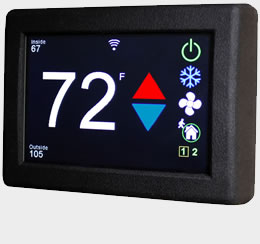 EasyTouch RV Smart WIFI Thermostat